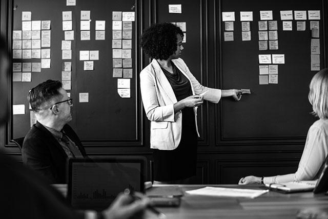 Encontros/Reuniões de uma determinada área da organização